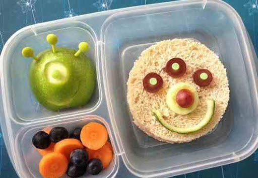 Creative School Lunch Box II