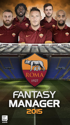 AS Roma Fantasy Manager '15