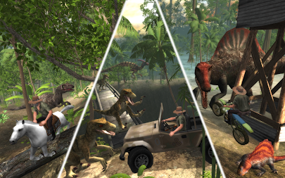 Dino Safari: Evolution-U APK screenshot thumbnail 11