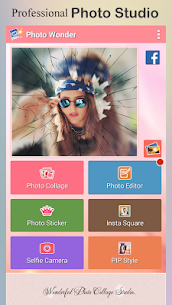 Photo Wonder – Collage Maker apk download 1
