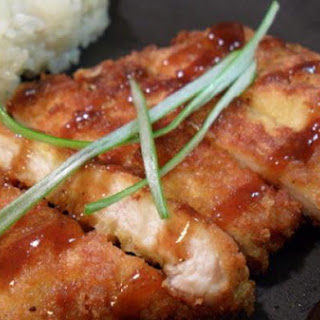 Donkatsu (Korean Breaded Pork Cutlet)