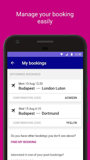 Wizz Air  screenshots 5