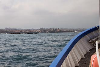 Photo: Antibes en vue !
