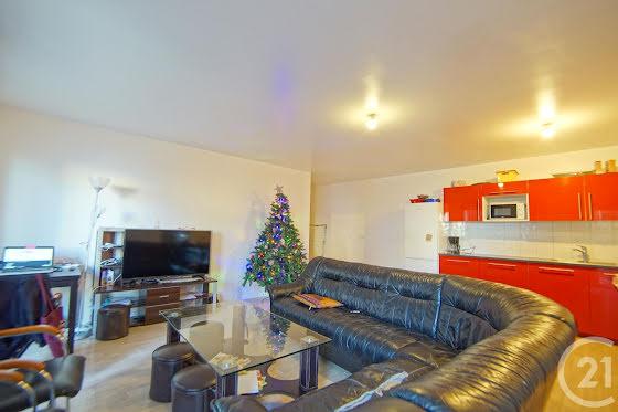 Vente appartement 4 pièces 80,05 m2