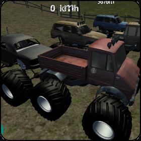 Extreme Monster Trucks 3D
