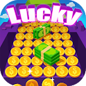 Lucky Pusher - Win Big Rewards icon