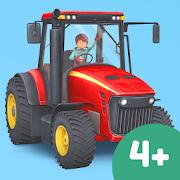 App Icon for Little Farmers for Kids App in Czech Republic Google Play Store