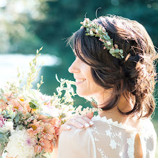 Wedding photographer Anna Romanovskaya (annromanovska). Photo of 20.10.2017