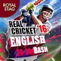 Real Cricket™ 16: English Bash icon
