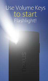 Power Button FlashLight - LED Flashlight Torch- screenshot thumbnail