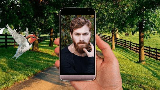 Selfie GIF Photo Frame Editor - náhled