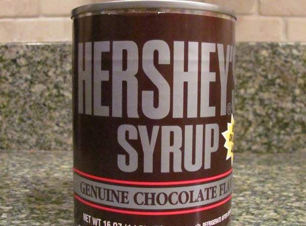 Chocolate Syrup Sheet Cake Recipe