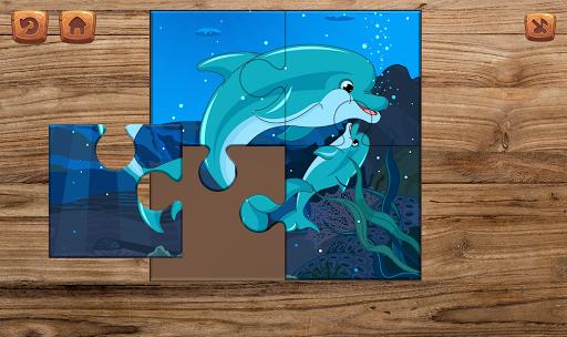 Kids Puzzles apkslow screenshots 5