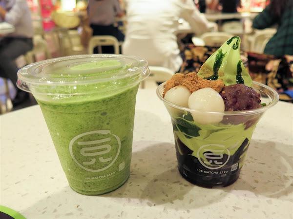 108 Matcha Saro 抹茶茶廊 京站店