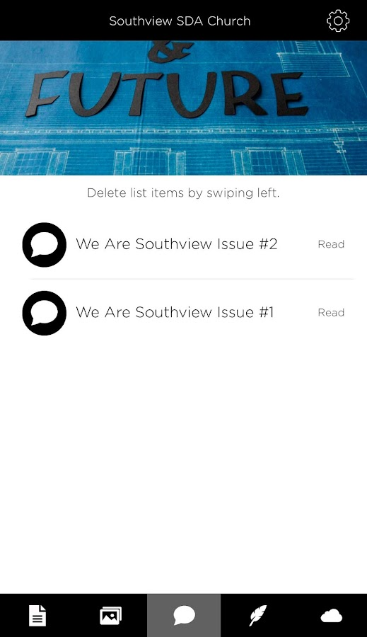 Southview Church Connect- screenshot