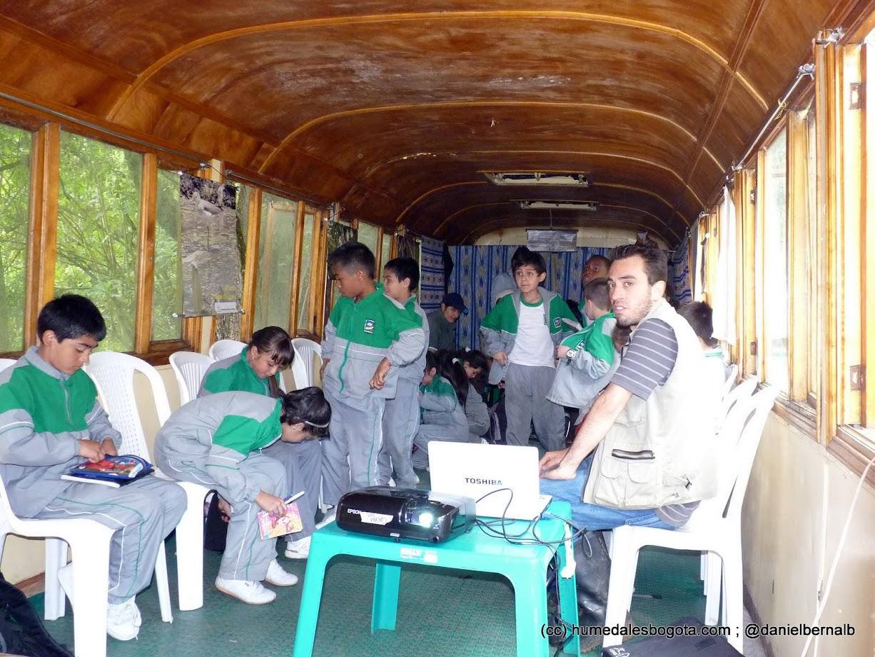25 de Mayo de 2012 dentro del ECObus