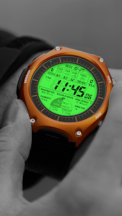F03 WatchFace for Android Wear Smart Watch- screenshot thumbnail
