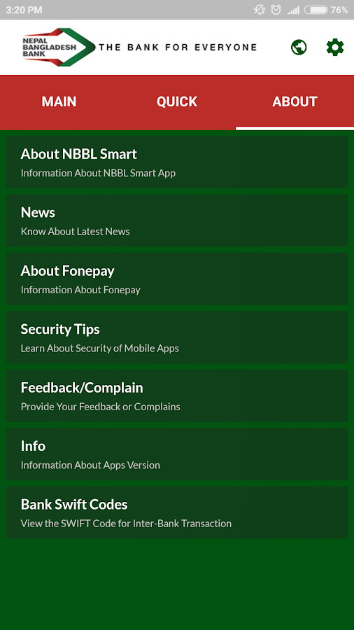 NBBL Smart- screenshot