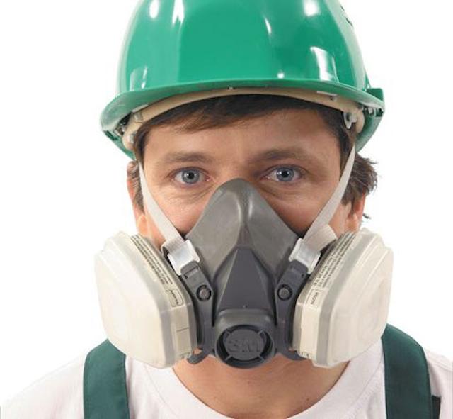 Mặt nạ phòng độc giúp bảo vệ hô hấp của người sử dụng một cách an toàn