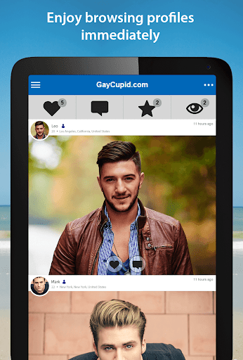 Gay dating apps download