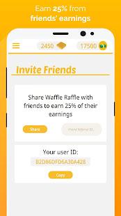 Waffle Raffle - Earn Money