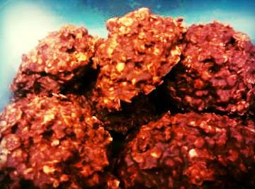 Boiled  Cookies ! Recipe