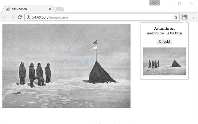 Amundsen Extension