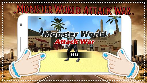 Monster World Attack War