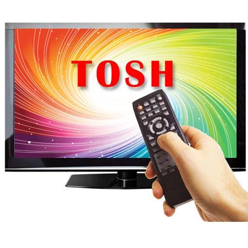 電視機遙控器的東芝電視 媒體與影片 App LOGO-APP試玩