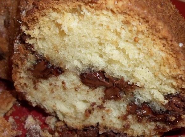 Sour Cream Coffee Cake Surprise Recipe