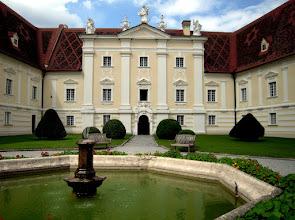 """Photo: Az altenburgi apátság finom stílusát a Waldviertel """"barokk gyöngyszemének"""" is hívják"""