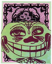 Photo: Wenchkin's Mail Art 366 - Day 228 - Card 228b