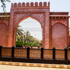 place gate by Roshan Tabasum - Buildings & Architecture Public & Historical ( place, gate )
