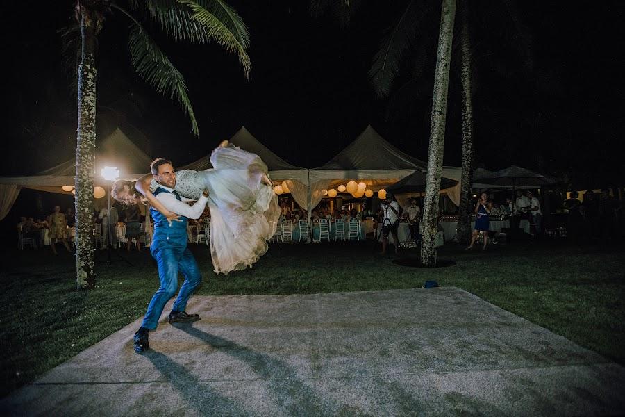 Svatební fotograf Chaiwat Chookaew (Randel). Fotografie z 20.04.2019