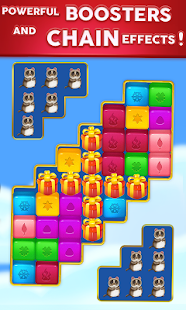 Candy Block - pop puzzle legend - náhled
