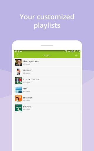 Podcast App & Podcast Player - Podbean 7.6.6 screenshots 20