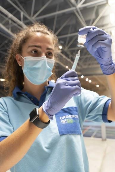 Salud realizaba este miércoles un llamamiento para inmunizar a mayores de 40 años sin ninguna dosis aún.