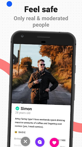 Hily Dating: Chat, Match & Meet Singles 2.8.4.1 screenshots 4