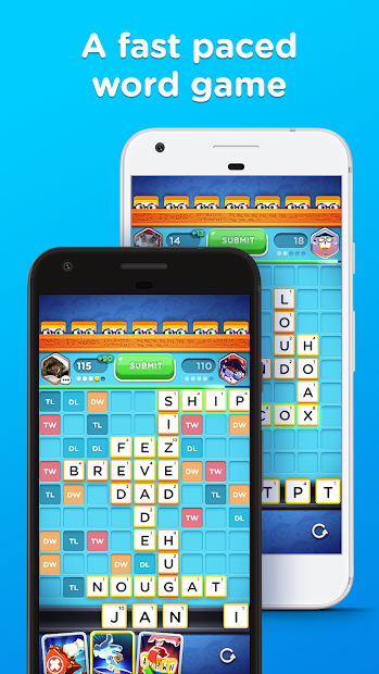 Word Domination Android App Screenshot