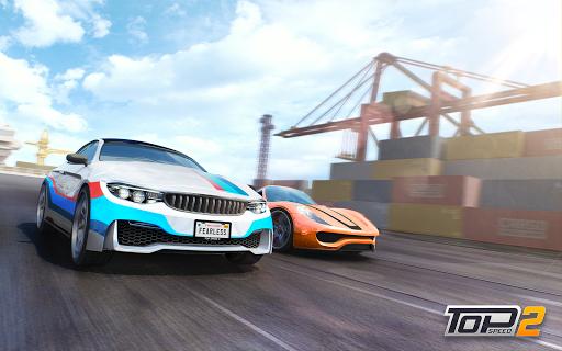 Top Speed 2: Drag Rivals & Nitro Racing apkpoly screenshots 10