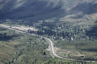 Photo: Dempster Highway. Tombstone Campground