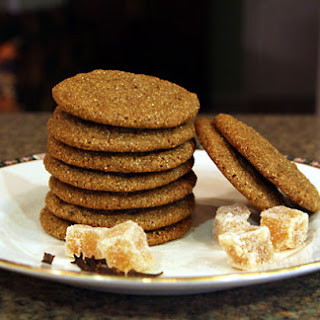 Whole Grain Gingersnaps