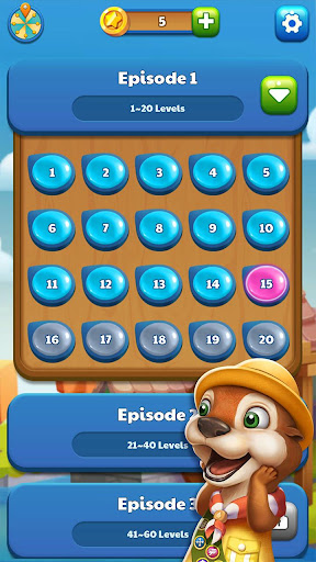 Aqua Blast: Free Match 3 Puzzle Games screenshots 6