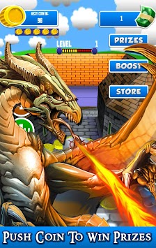 Download Castle Coin Pusher ✪ Age of Dragons APK latest version