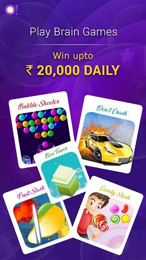 Qureka: Live Quiz Show & Brain Games | Win Cash  screenshots 4