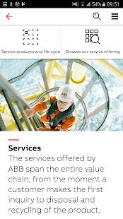 ABB Connect - náhled