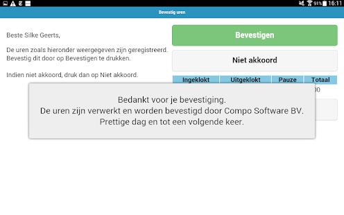 Compo Inklokken - náhled