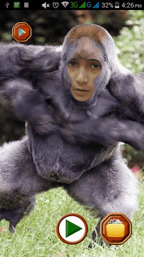 讓我大猩猩
