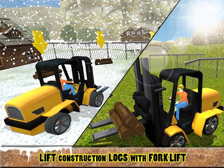 Log Transporter Truck Driver 1.0 screenshot 69872