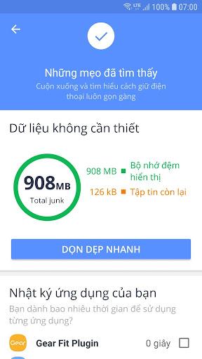 Avast Cleanup - Tăng Tốc, Dọn Dẹp Và Tối Ưu Điện Thoại Android